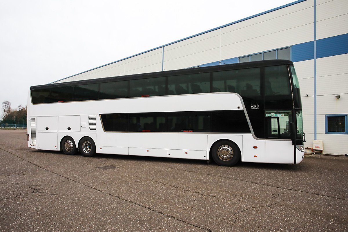 Fleet - Double Decker Luxury Touring Coach 1