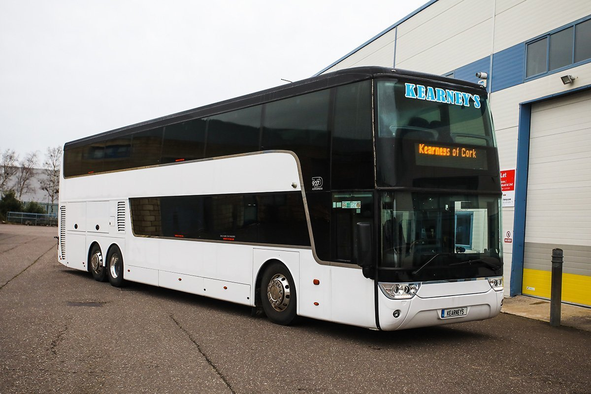 Fleet - Double Decker Luxury Touring Coach 3