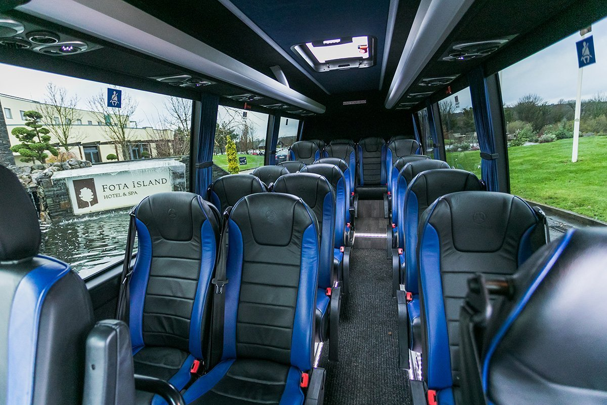 Fleet - Executive Luxury Mini Bus 2