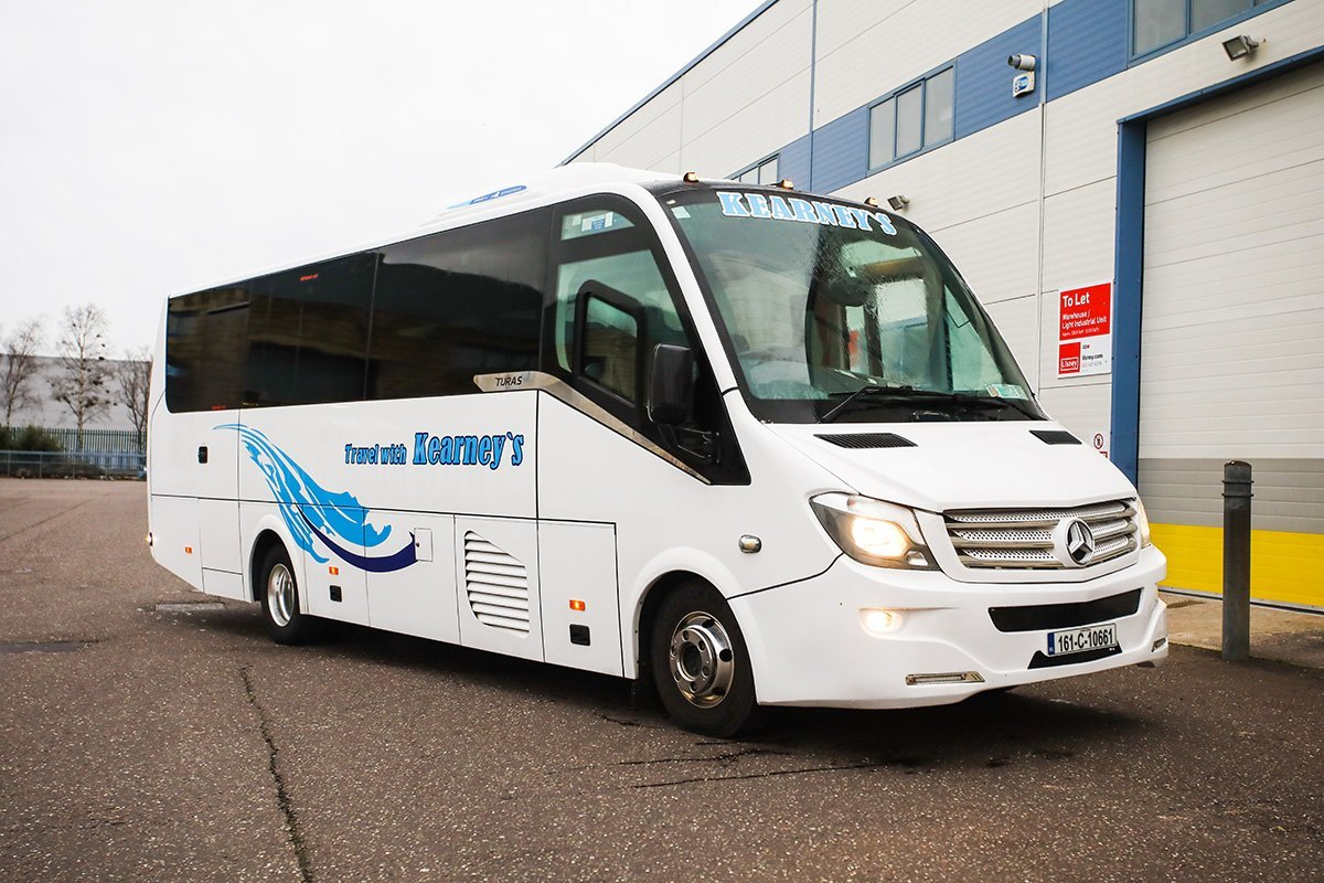Fleet - Executive Luxury Turas Coach 1