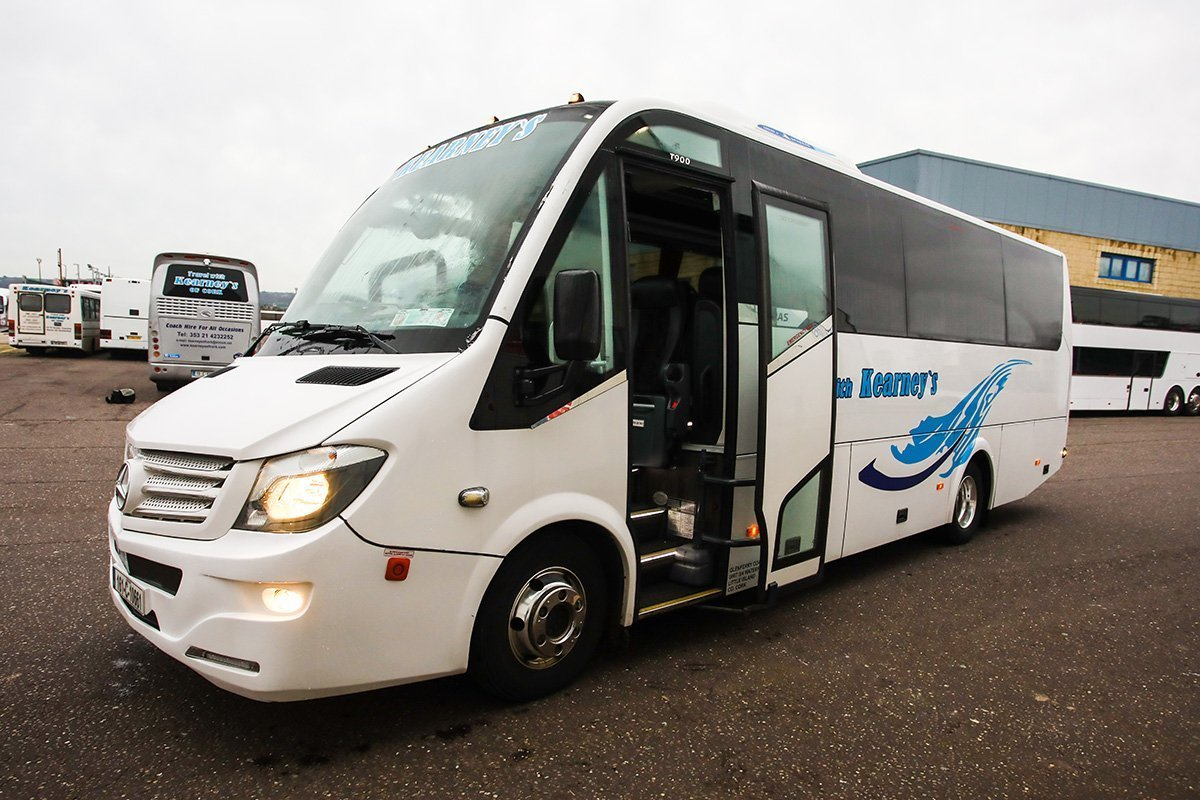 Fleet - Executive Luxury Turas Coach 3