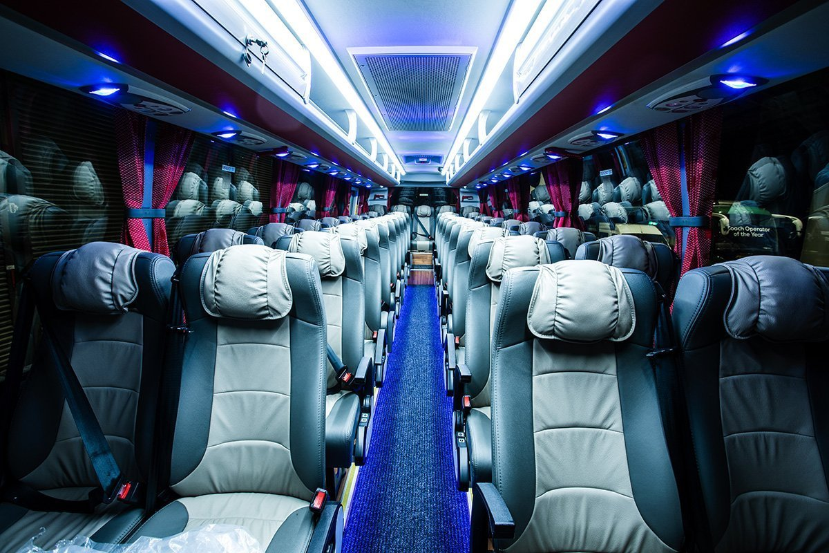 Fleet - Luxury Higer Coach 2