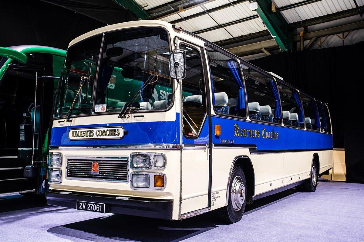 Fleet - Vintage Coach 1