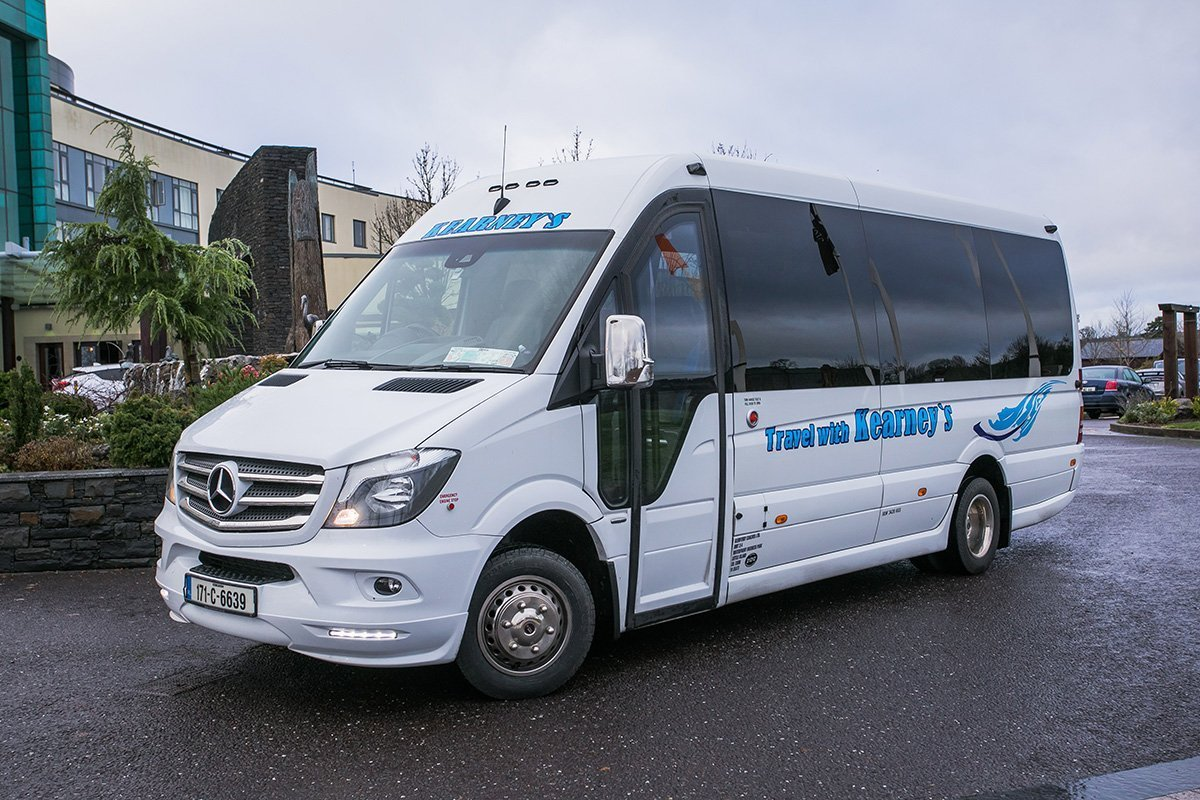 Fleet - Executive Luxury Mini Bus 1
