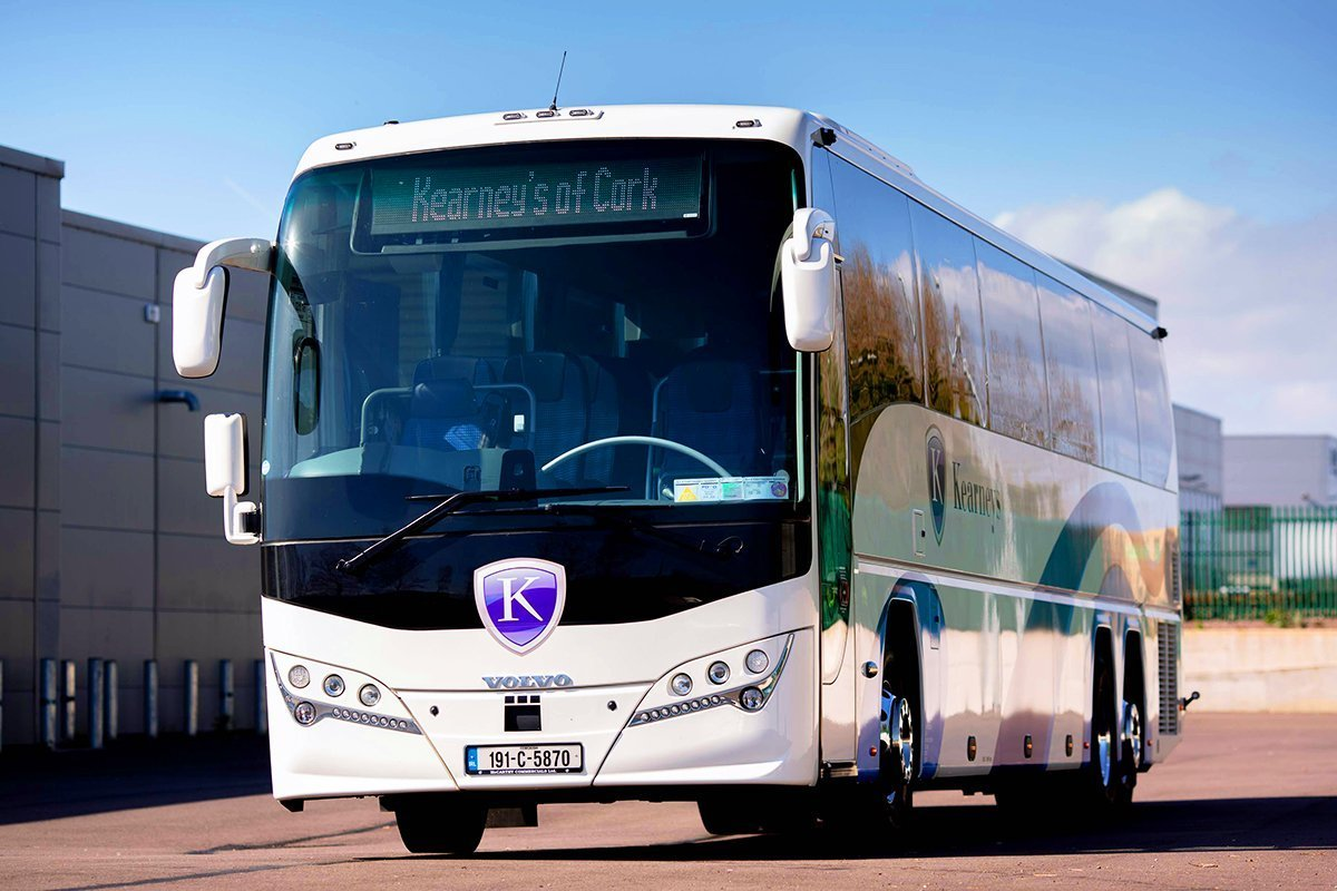 Fleet - Executive Luxury Volvo Coach 1