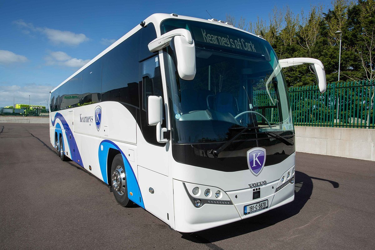 Fleet - Executive Luxury Volvo Coach 3