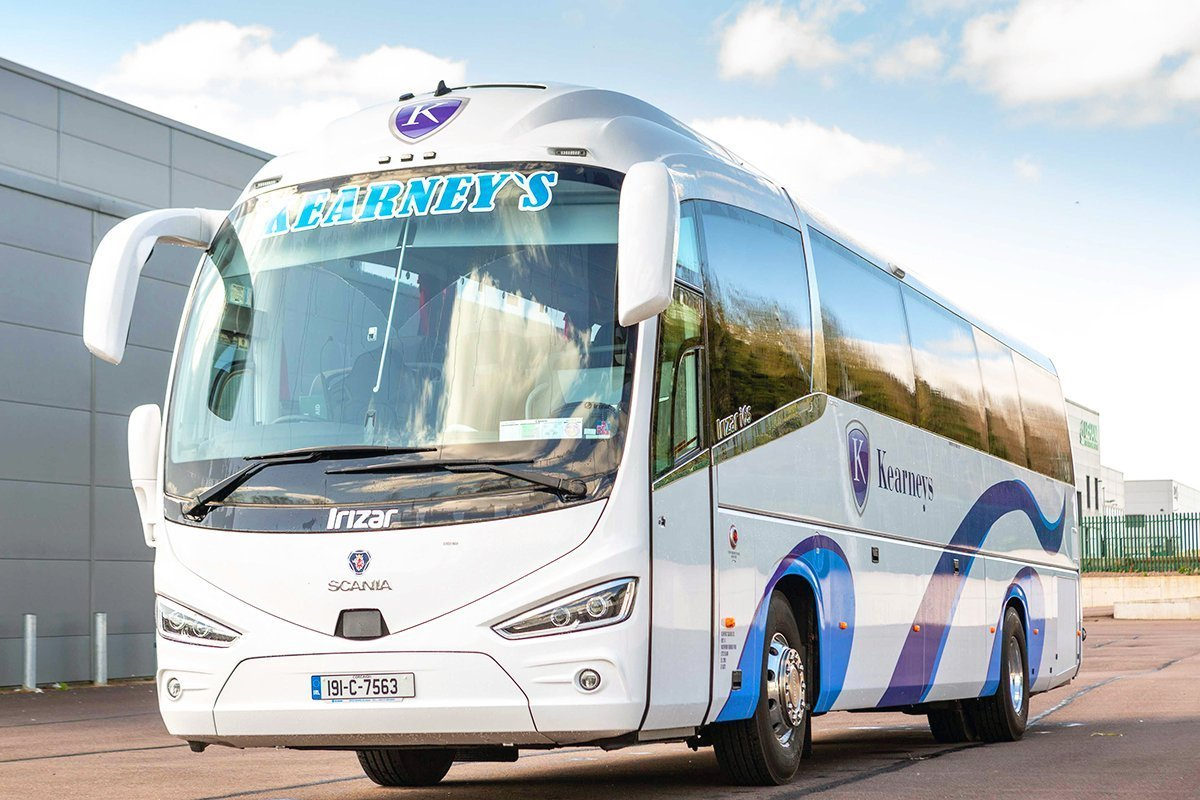 Fleet - Executive Scania Luxury Touring Coach 1